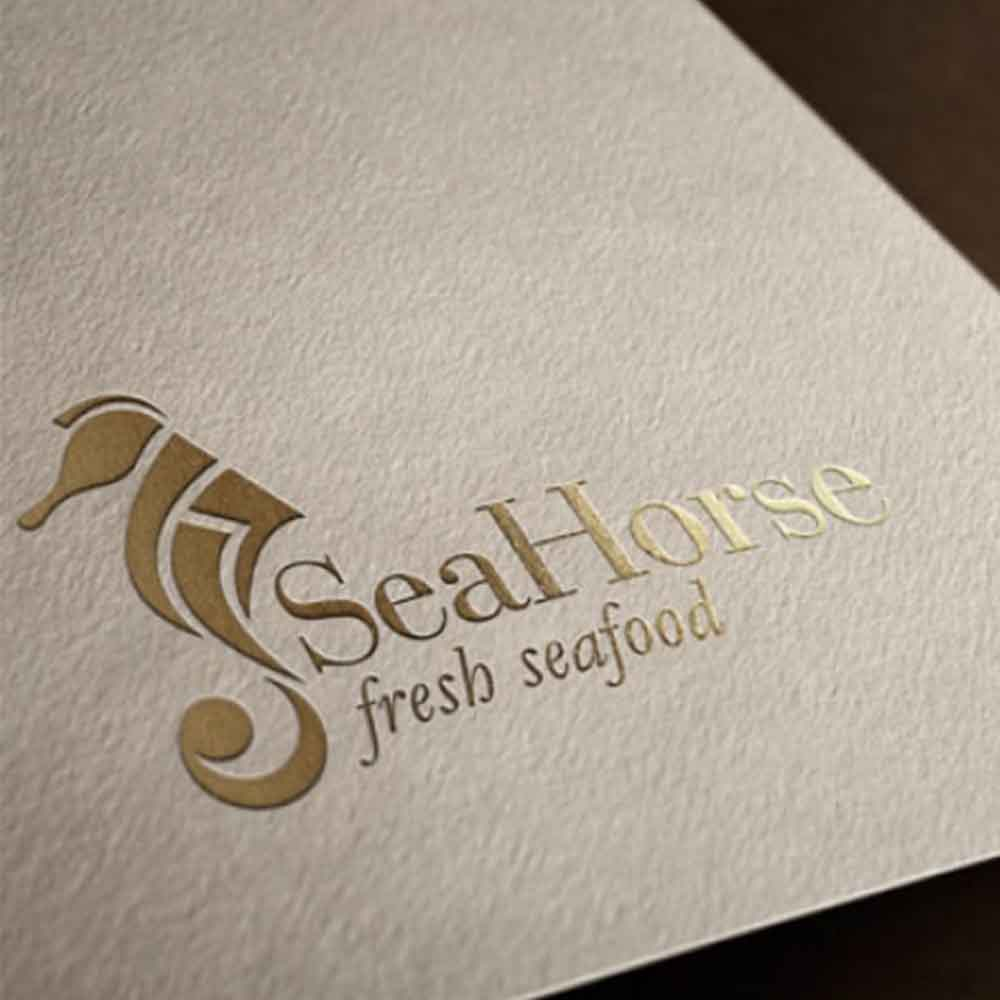 sea food branding dubai
